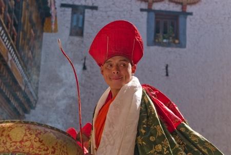 Monk Drummer