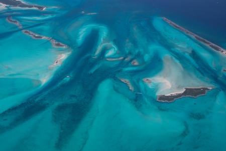 Bahamas Abstract