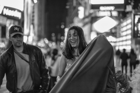 Times Square Beuaty 2