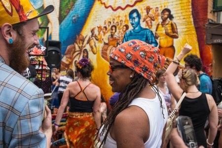 Funk Parade 7-14