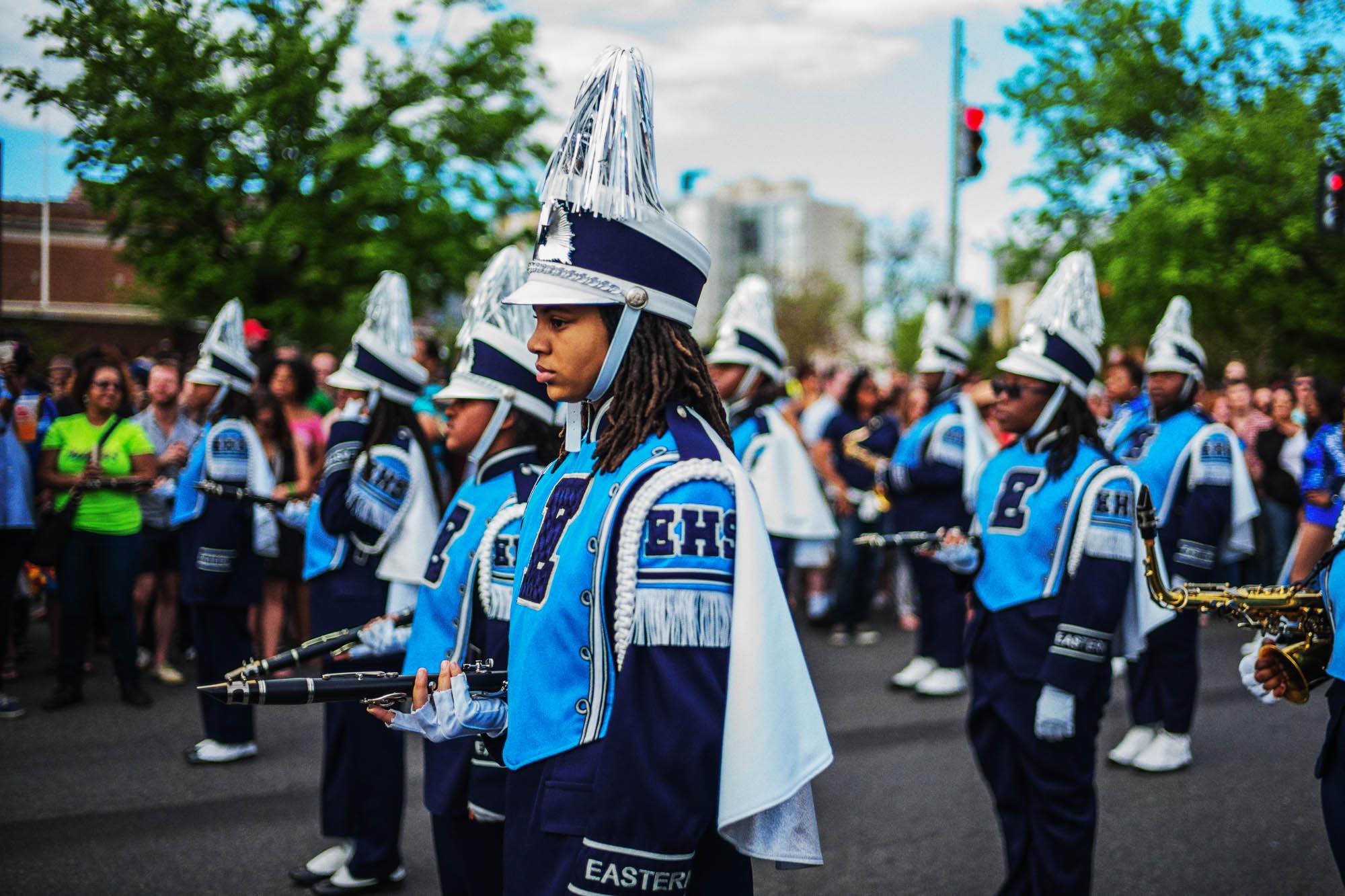 Funk Parade 7-19