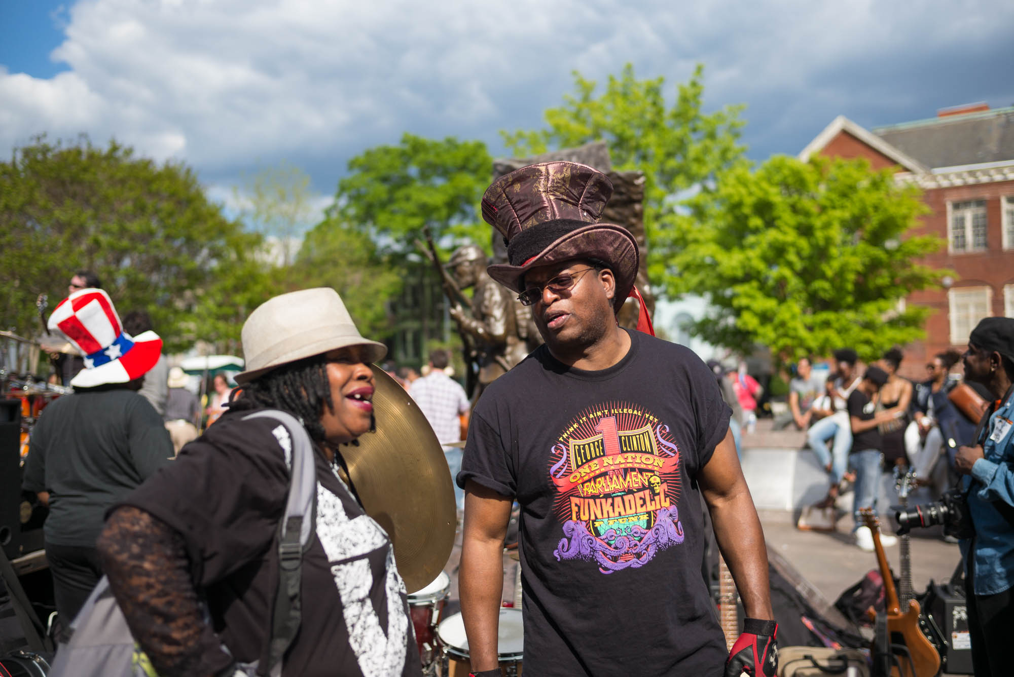 Funk Parade 7-8