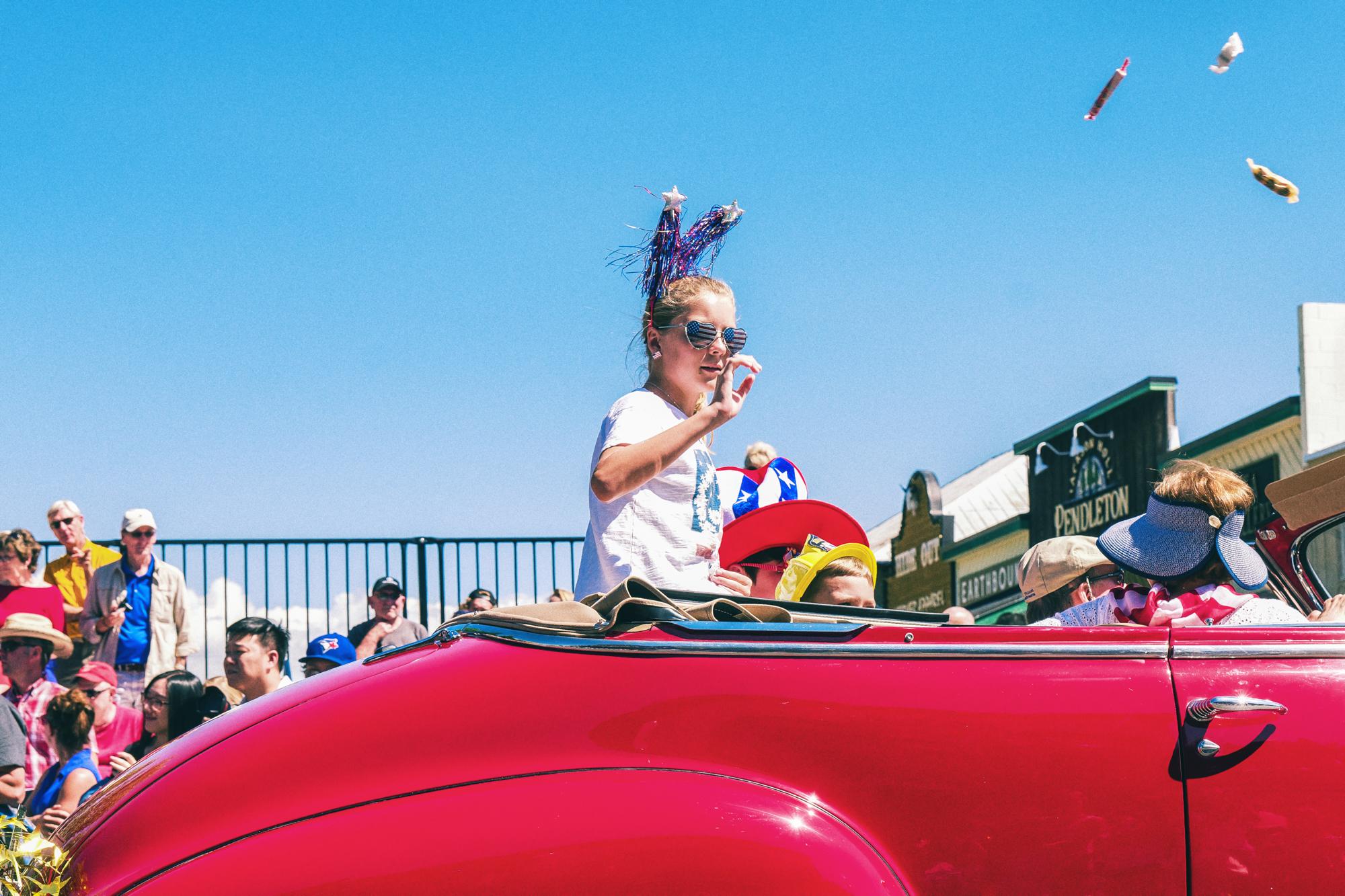 Parade Winner
