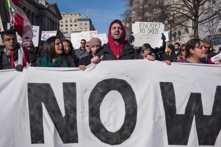 third-trump-demo-march-18