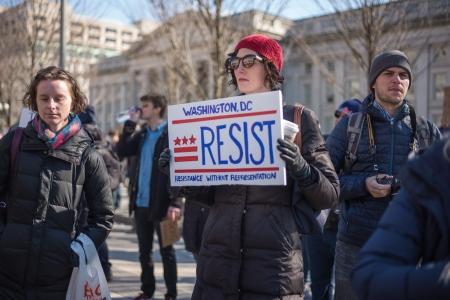 third-trump-demo-march-7