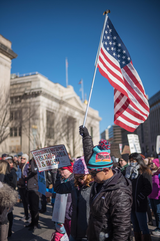 third-trump-demo-march-9