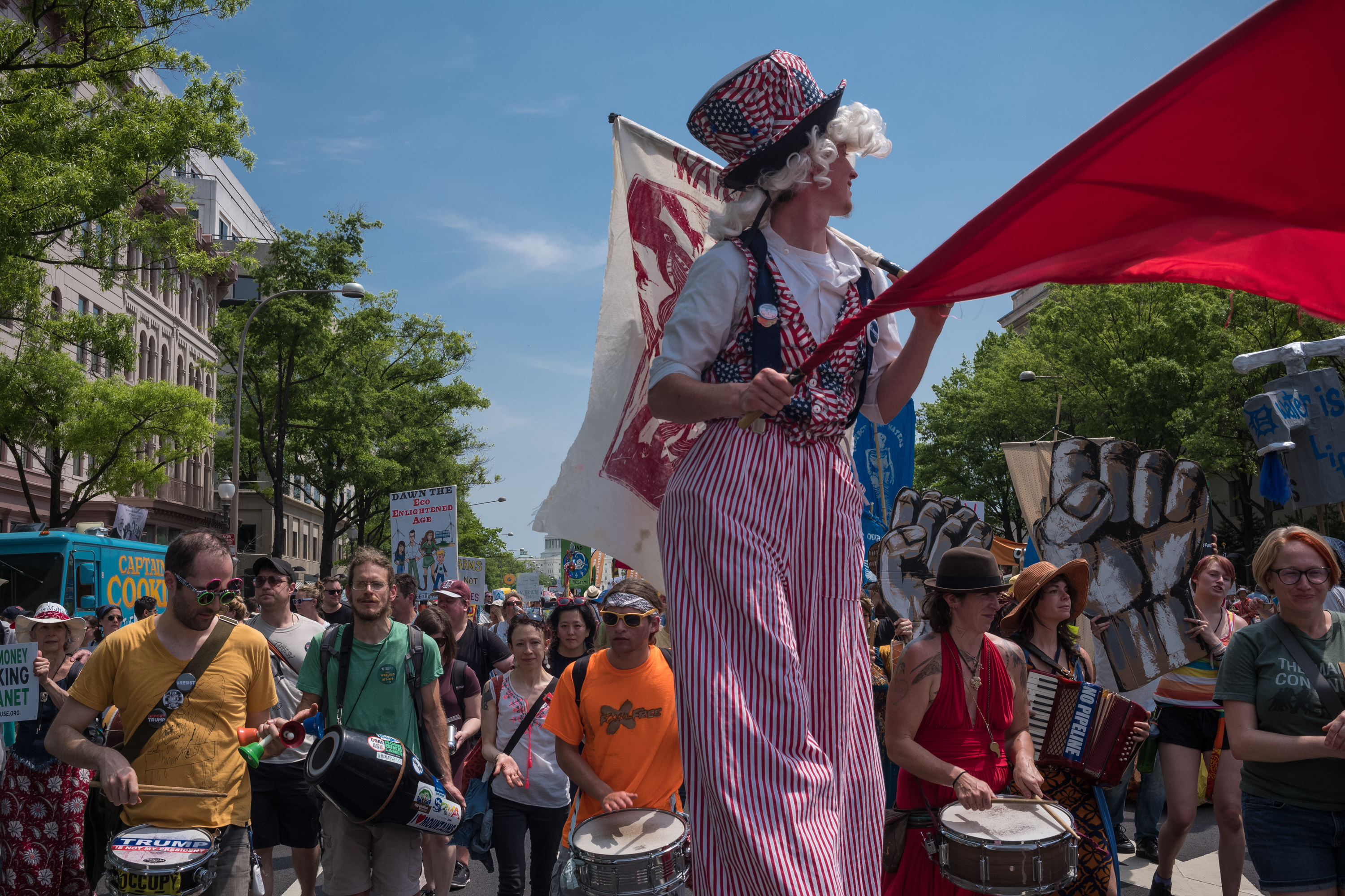 Climate March-18