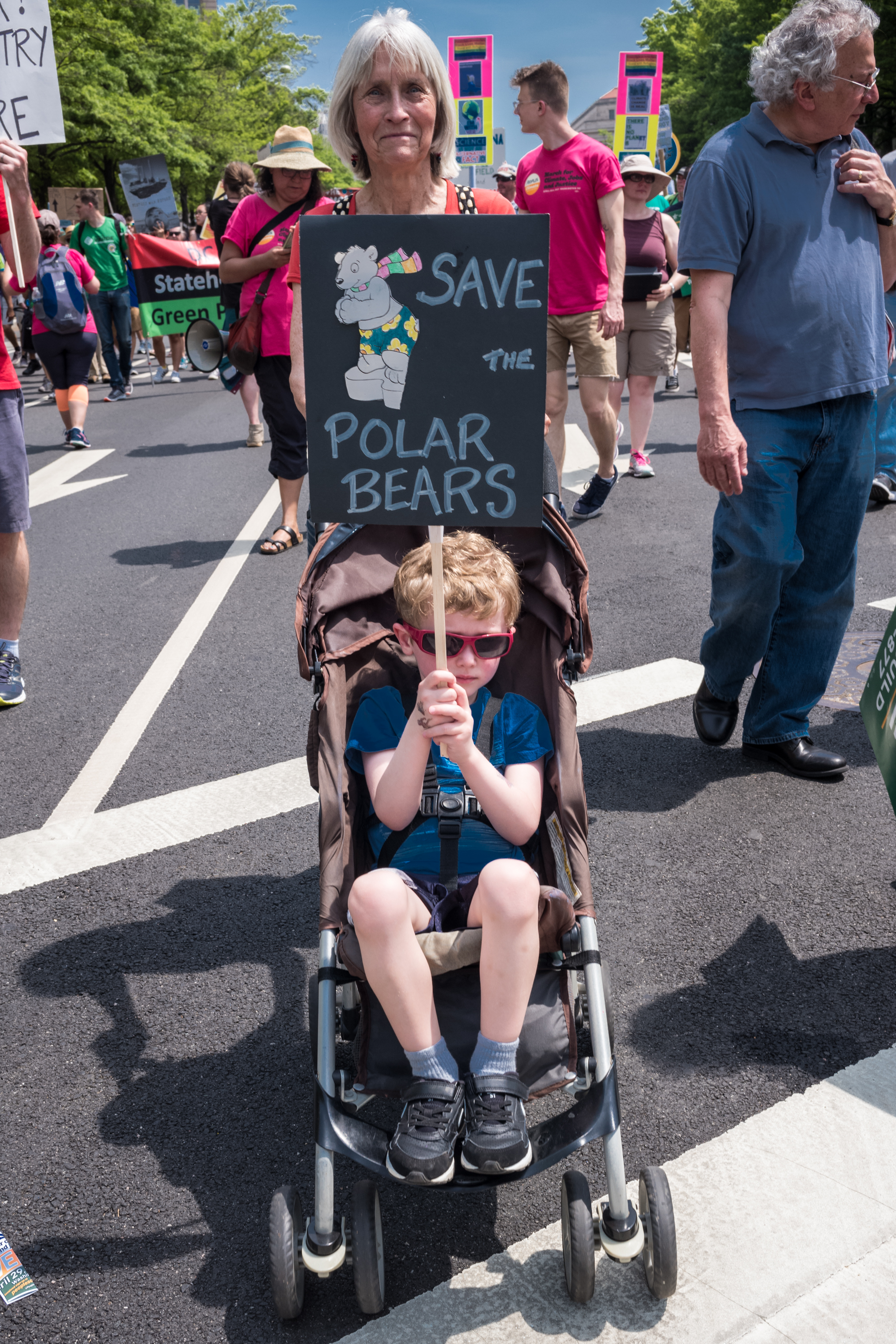 Climate March-25