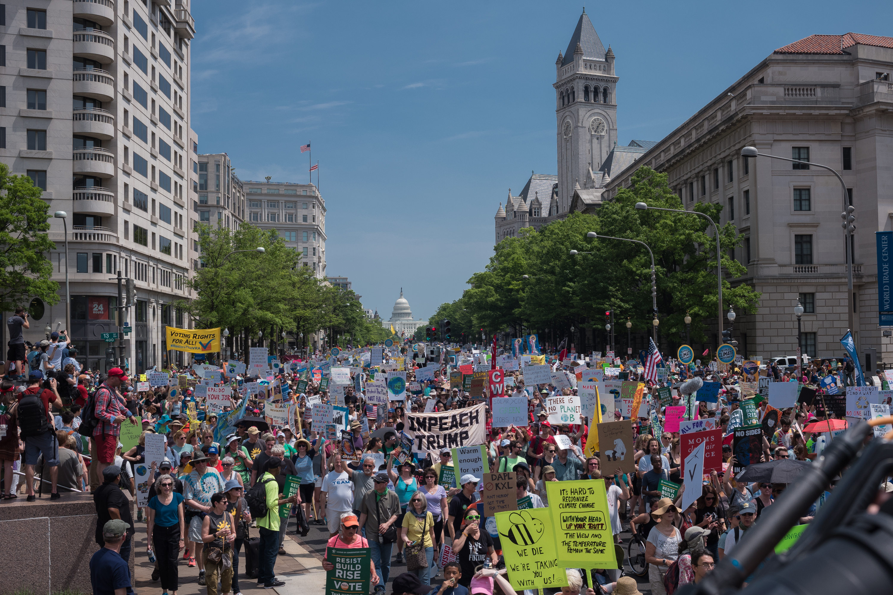 Climate March-26