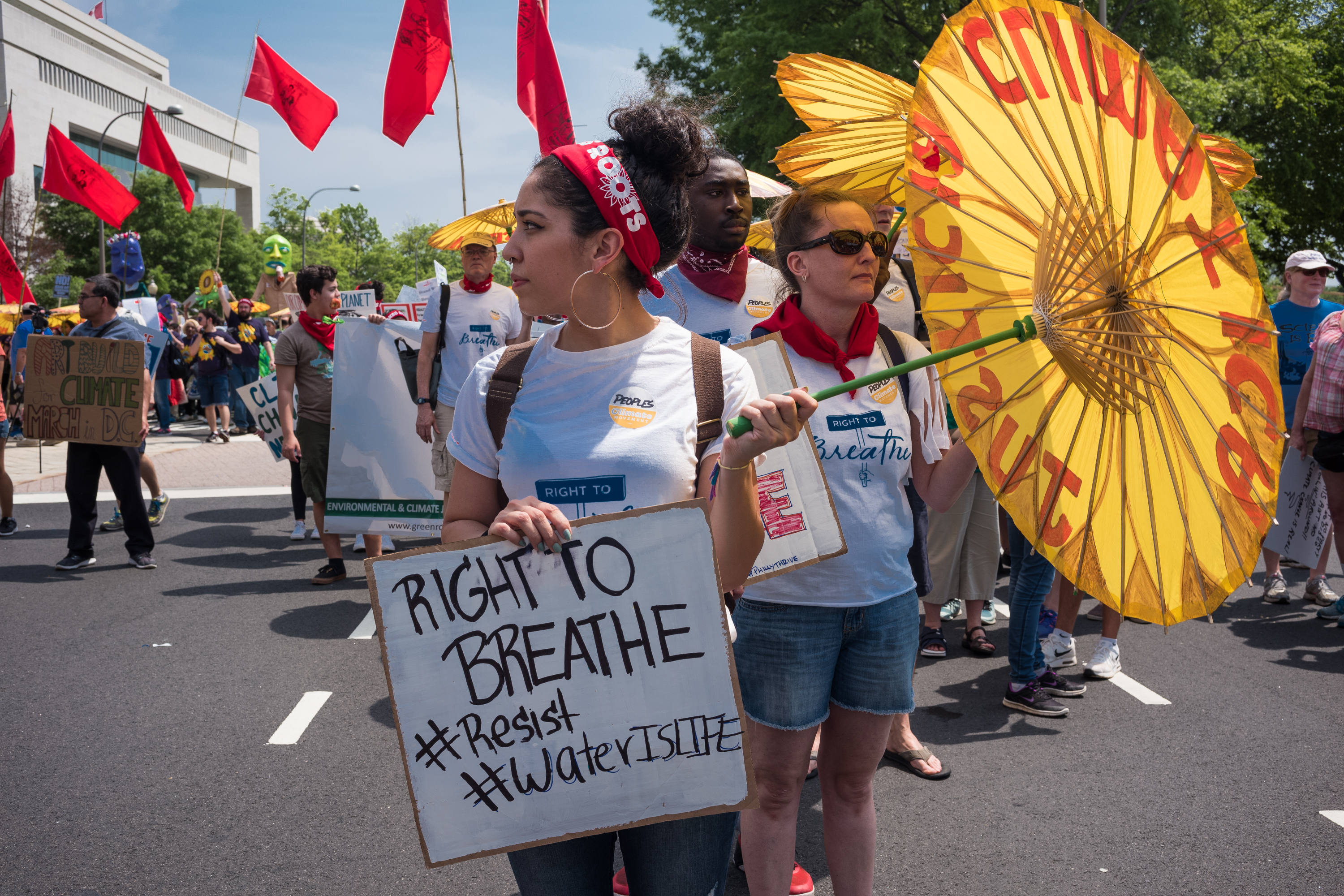 Climate March-7