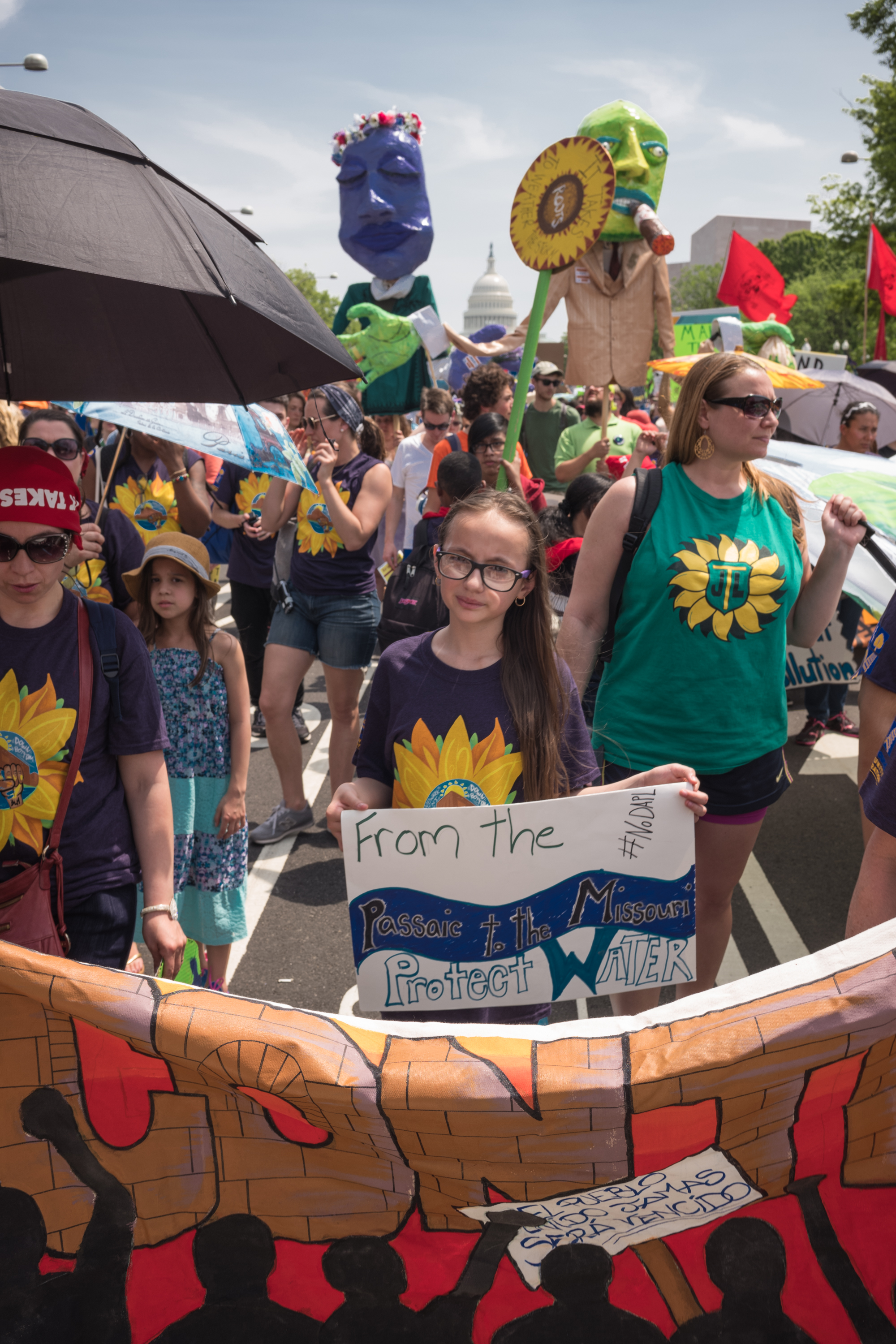 Climate March-8