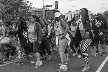 Tulip Frenzy Funk Parade 17-12