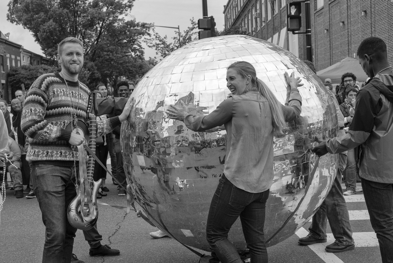 Tulip Frenzy Funk Parade 17-6