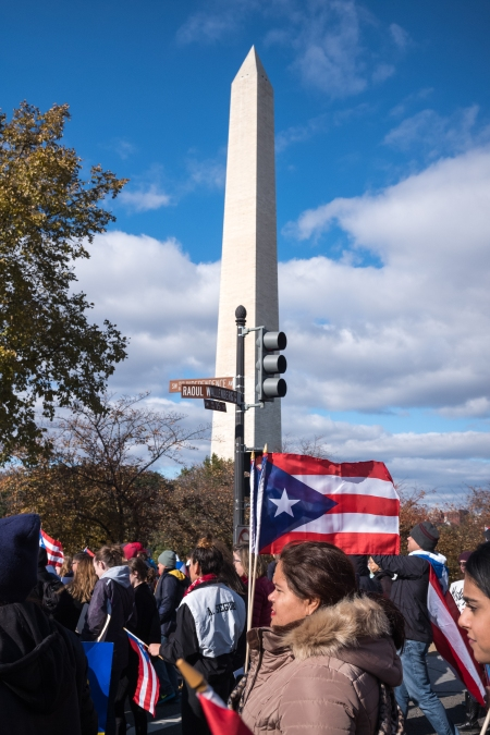 Unity March For Puerto Rico-11