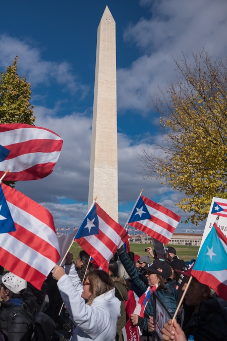 Unity March For Puerto Rico-13