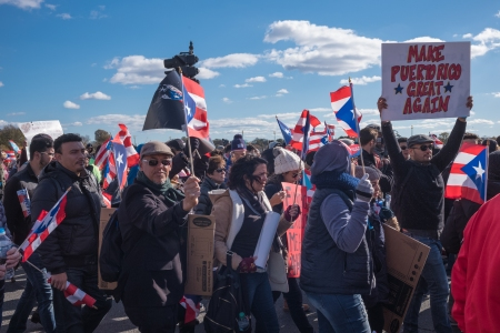 Unity March For Puerto Rico-15