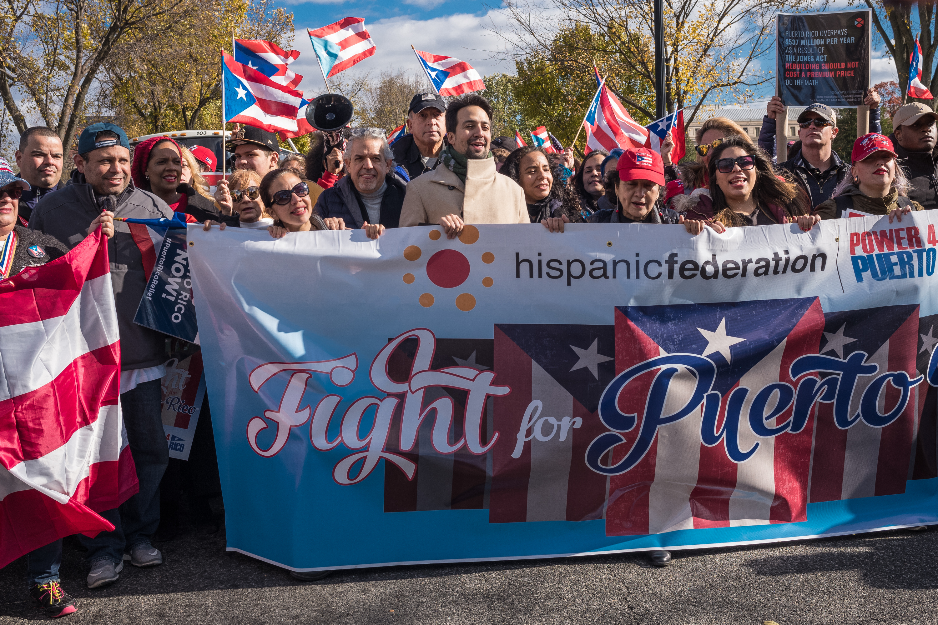 Unity March For Puerto Rico-17