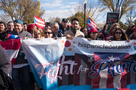 Unity March For Puerto Rico-18