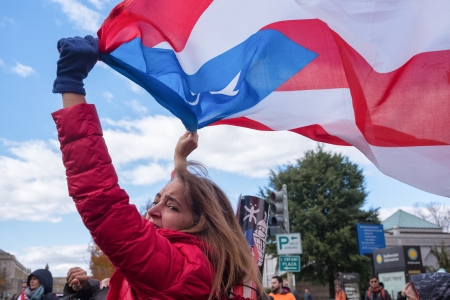 Unity March For Puerto Rico-19