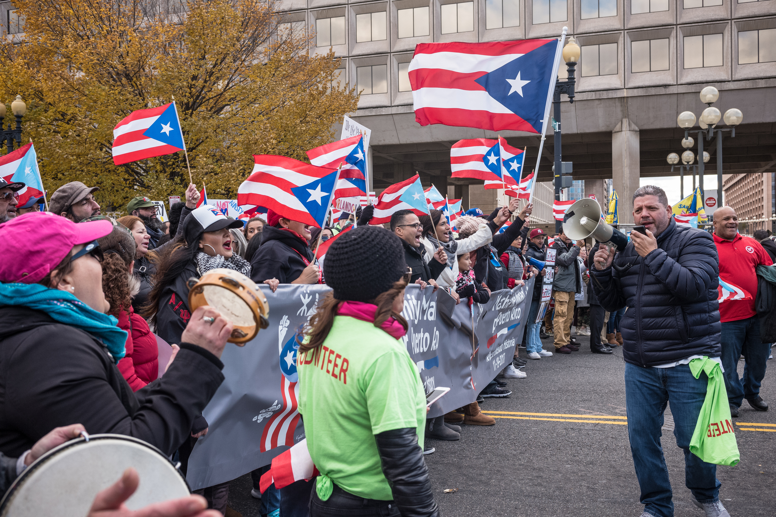 Unity March For Puerto Rico-3