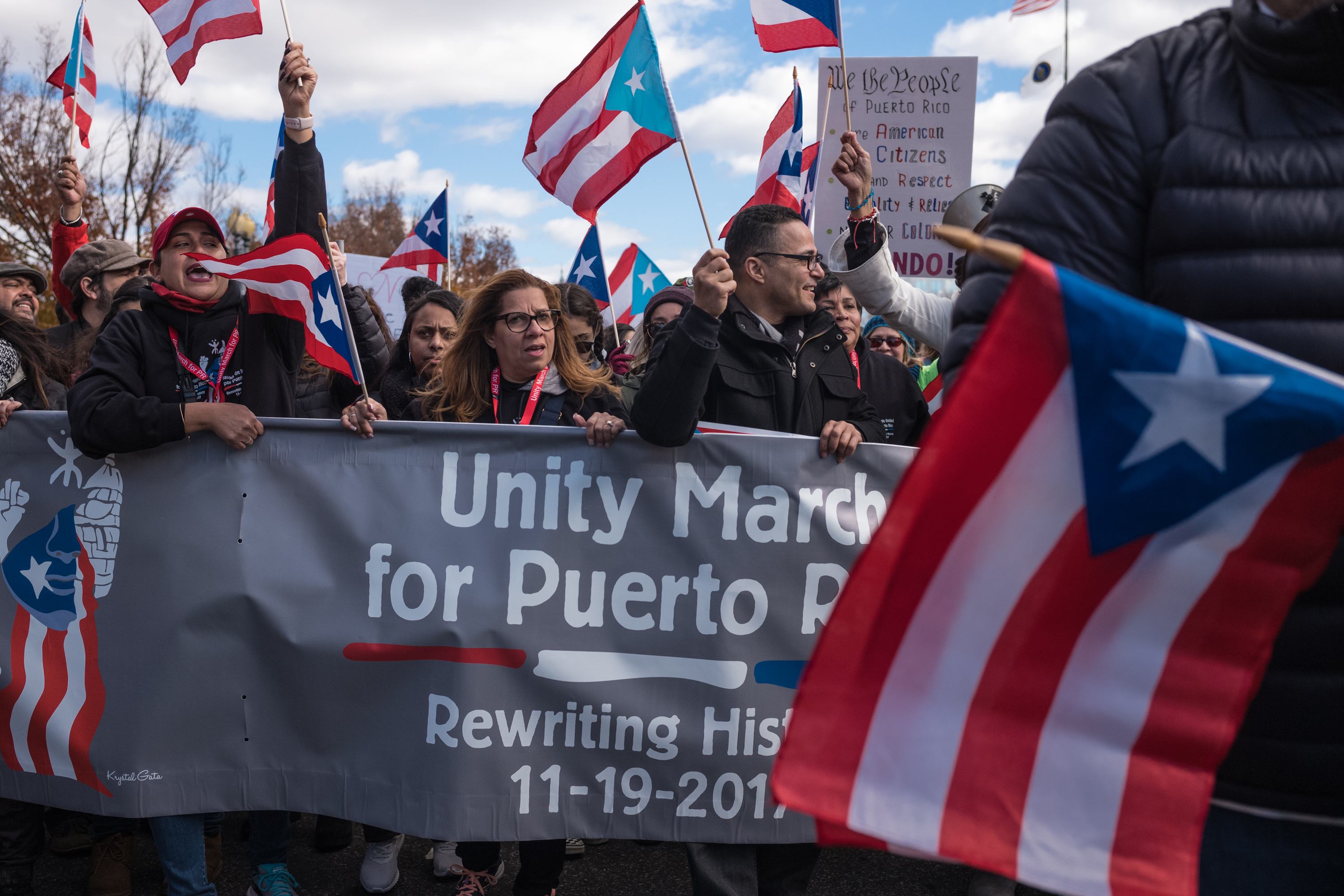 Unity March For Puerto Rico-4
