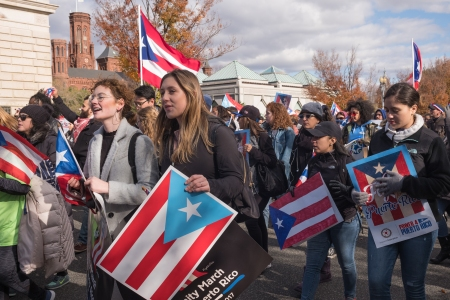 Unity March For Puerto Rico-6
