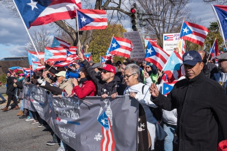Unity March For Puerto Rico-9